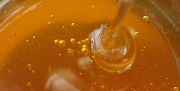 honey is a natural antibiotic