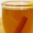 ginger honey cinnamon tea